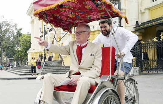 Jack Whitehall: Travels with myfather